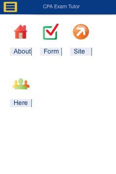 CPA Exam Review apk screenshot