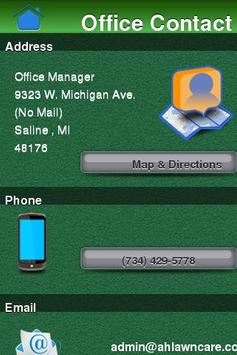 A&H Lawn Service, Inc. apk screenshot