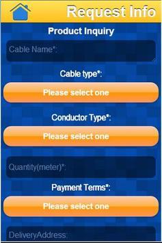 Merit Cables apk screenshot