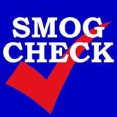 smog check icon