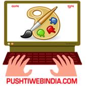 WebDesignMumbai Pushtiwebindia icon