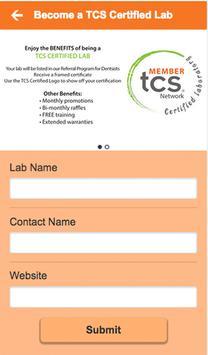 TCS Dental poster