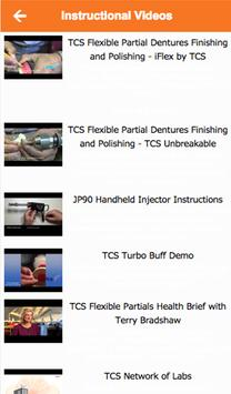 TCS Dental apk screenshot