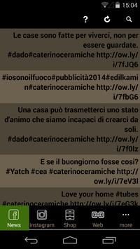 caterinoceramiche poster