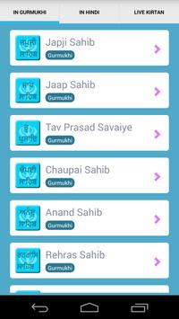 Gurbani - Nitnem & Translation apk screenshot