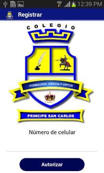 Colegio Príncipe San Carlos poster