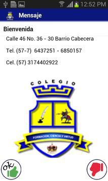 Colegio Príncipe San Carlos apk screenshot