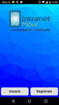 Intranet Movil poster