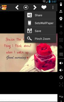 Love Messages & images & SMS apk screenshot