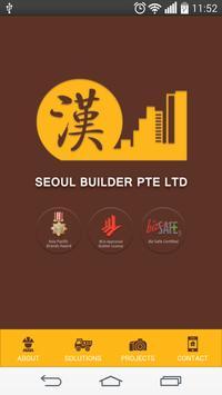 Seoul Builder Pte Ltd poster