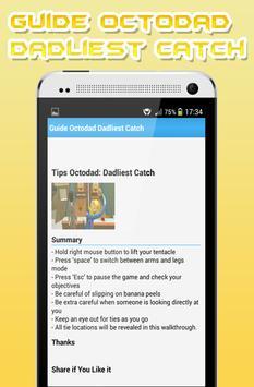 Guide Octodad: Dadliest Catch apk screenshot