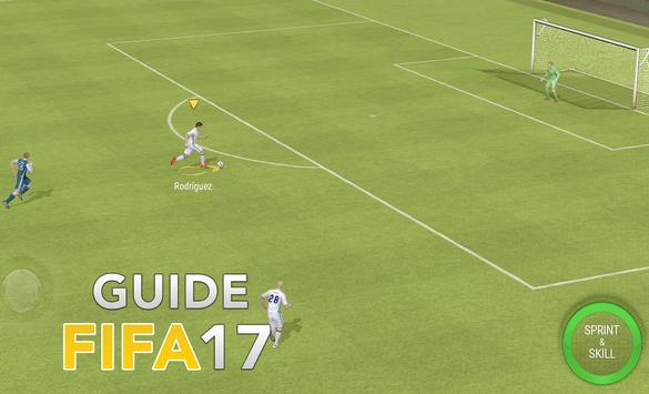 Guide for FiFa 17 Mobile poster
