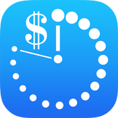 Worktime & Overtime Log Lite icon