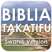 Holy Bible in Swahili Free icon