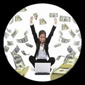 অনলাইনে আয় - Online Earning icon