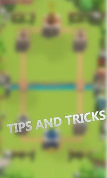 Guide for Clash Royale maps apk screenshot