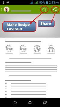 Mushroom Appetizers Cookbook apk screenshot