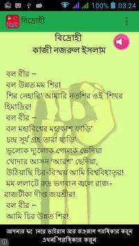বিদ্রোহী  Bidrohi poster