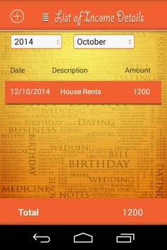 MyDiary apk screenshot