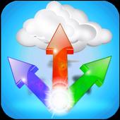 Auto SkyDrive (OneDrive) icon