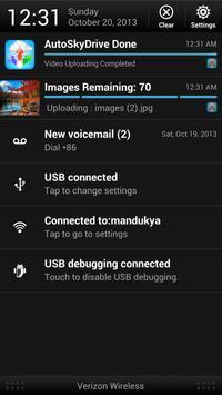 Auto SkyDrive (OneDrive) apk screenshot