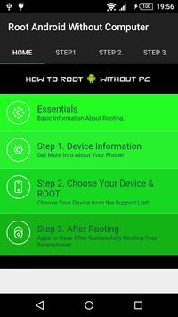 Root without PC poster