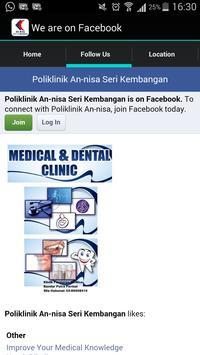Poliklinik An-Nisa S Kembangan apk screenshot