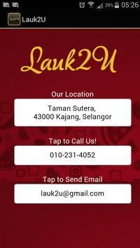 Lauk2U apk screenshot