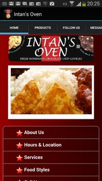 Intan's Oven poster