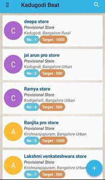 Sales Diary - FMCG apk screenshot
