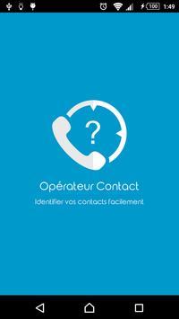 Name Opérateur Contact Maroc poster