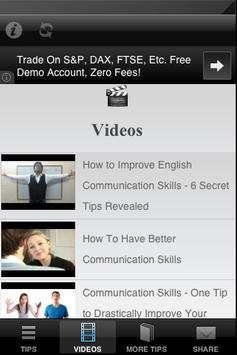 Good Communication Skills apk screenshot