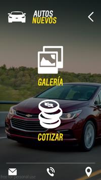 Chevrolet Taxqueña apk screenshot