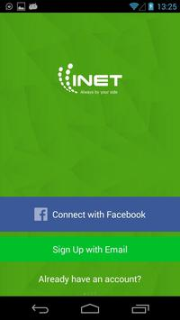 INET Chat poster