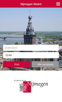 Nijmegen Vacatures poster