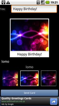 Greeting Cards poster