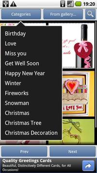 Greeting Cards apk screenshot