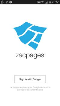 zacpages poster