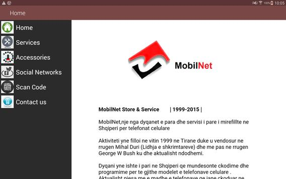 MobilNet Store apk screenshot
