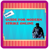 Guide for Modern Strike Online icon