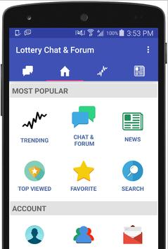 Lottery Chat - Lotto Forum poster