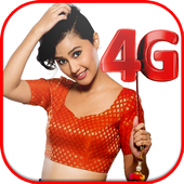 4G Mobile Booster - Save Data icon