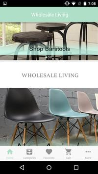 Wholesale Living poster