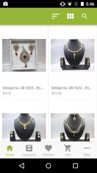 CHAAHAT FASHION JEWELLERY poster