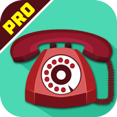 Rotary phone-Old Keypad Dialer icon