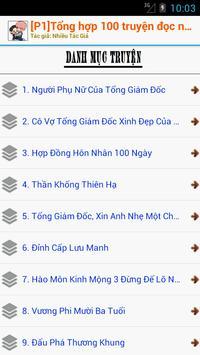 100 Truyện Hay Nhất 2016 - P1 apk screenshot