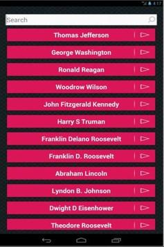 US Presidents Quotes apk screenshot