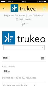 Trukeo apk screenshot