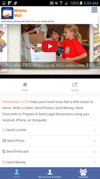 MobileMail apk screenshot