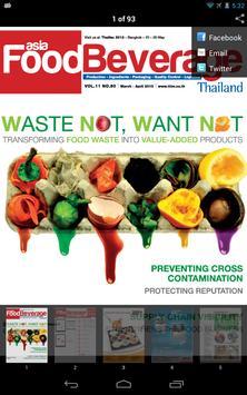 Asia FOOD BEVERAGE Thailand apk screenshot